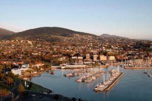 هوبارت پایتخت ایالت تاسمانی استرالیا