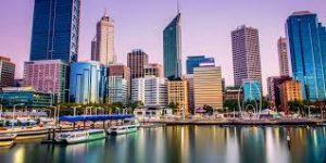 پرت پایتخت استرالیای غربی