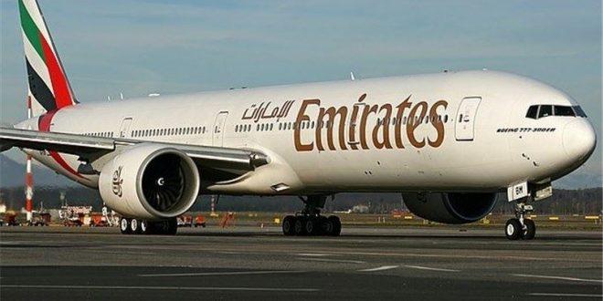هواپیمایی امارات تصمیم خود نسبت به متوقف کردن پروازهای مسافربری را تغییر داد