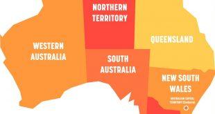ایالت های استرالیا